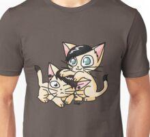 Youtuber Kittens: Dan and Phil Unisex T-Shirt