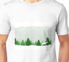Winter wood Unisex T-Shirt