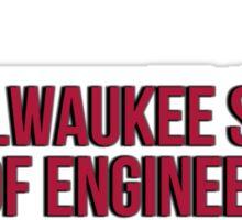 Milwaukee School of Engineering Sticker