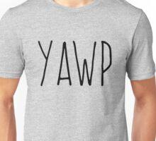 Yawp (Black) Unisex T-Shirt