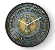 Koblenzer Schängel Uhr Clock