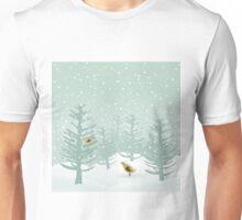 Winter wood2 Unisex T-Shirt