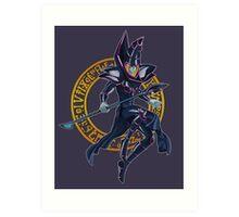 Dark Magician Art Print