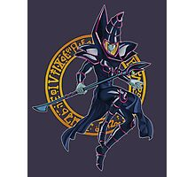 Dark Magician Photographic Print