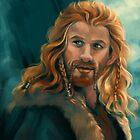 Golden Prince by FaerytaleWings