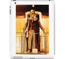 Anarchist:No King - On the Train iPad Case/Skin