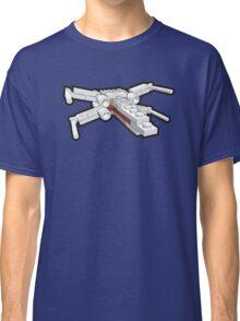 X-wing in bricks Classic T-Shirt