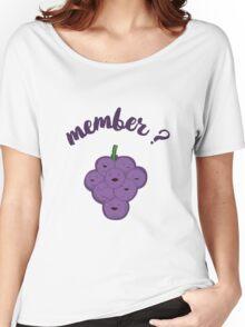 member? Women's Relaxed Fit T-Shirt