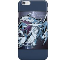 Dragon with Blue-Eyes iPhone Case/Skin