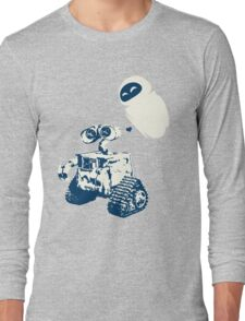 Wall e Long Sleeve T-Shirt