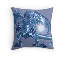 Blue-Eyes White Dragon Throw Pillow