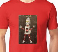 Love Robot Unisex T-Shirt