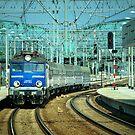 Gdansk wrzeszcz train station by Rob Hawkins