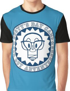 Rusty's Day Camp For Boy Adventurers Graphic T-Shirt