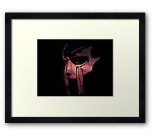 Beneath the Mask(no sacred g) Framed Print