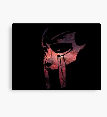 Beneath the Mask(no sacred g) Canvas Print