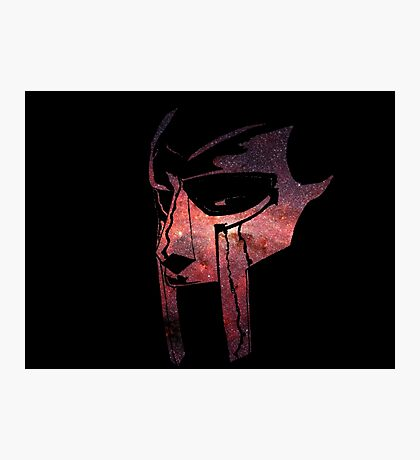 Beneath the Mask(no sacred g) Photographic Print