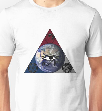Collective Consciousness Unisex T-Shirt