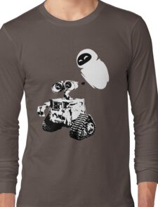 Wall e Long Sleeve T-Shirt