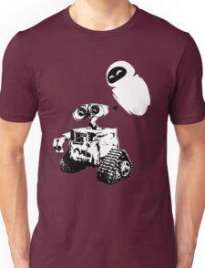 Wall e Unisex T-Shirt