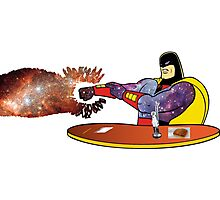 The Real Space Ghost Photographic Print