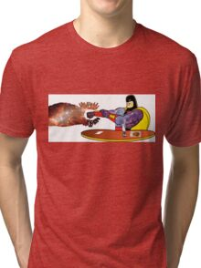The Real Space Ghost Tri-blend T-Shirt