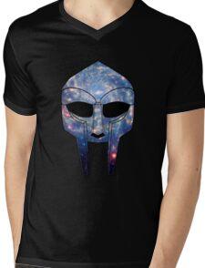 Space DOOM Mens V-Neck T-Shirt