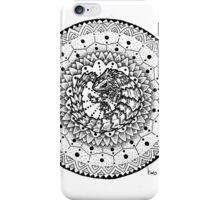Lizard Mandala iPhone Case/Skin
