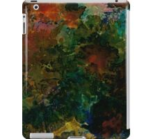 Verdant | Alcohol Ink Abstract iPad Case/Skin