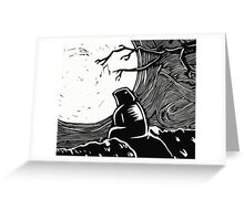 Light of the Moon Greeting Card