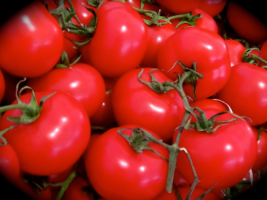 JUICY RED TOMATOES by Colleen2012