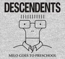 Milo Goes to Preschool & Mug Mug Mug Kids Tee