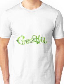 Cypress Hill weed leaf Unisex T-Shirt