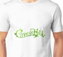 Cypress Hill weed leaf Unisex T-Shirt