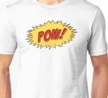 Pow - Comic Book Sound Unisex T-Shirt