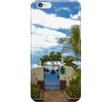 Doors to the Sky - Nature Photography iPhone Case/Skin
