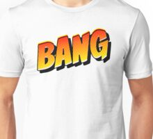 Bang - Comic Book Sound Unisex T-Shirt