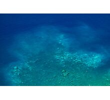 Ocean Depth - Travel Photography Photographic Print