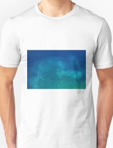 Ocean Depth - Travel Photography T-Shirt