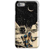 Solar Team Excavation iPhone Case/Skin