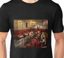 Steampunk - The Engine Room 1974 Unisex T-Shirt