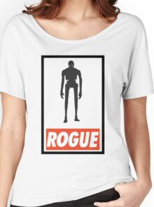 Star wars ROGUE ONE Women's Relaxed Fit T-Shirt