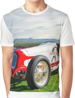Vintage Indy Car Circa 1929 Graphic T-Shirt