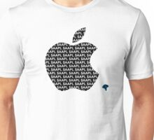 $AAPL Apple Stock Ticker Symbol Logo Cashtag Unisex T-Shirt
