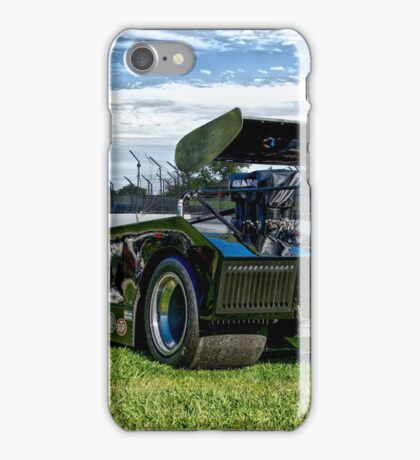 1974 Shadow DN4B Can Am Race Car iPhone Case/Skin