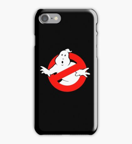Ghostbusters! iPhone Case/Skin