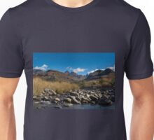 Cathedral Peak, South Africa Unisex T-Shirt