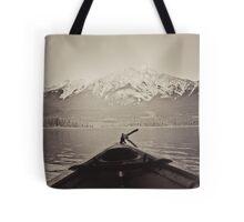 Paddle Away Tote Bag