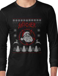 Sleigher Christmas Sweater Long Sleeve T-Shirt
