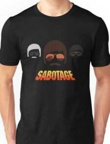 Beastie Boys - Sabotage Cartoon Unisex T-Shirt